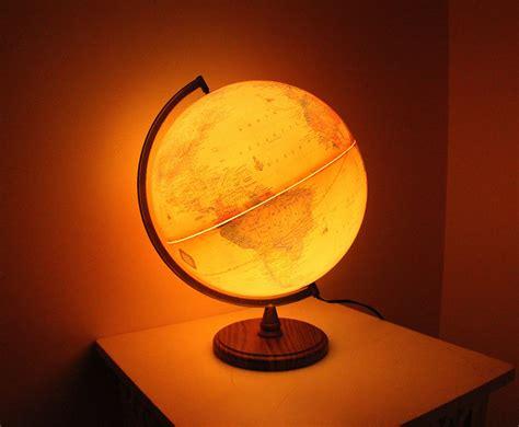 vintage cram s antique globe l by the george f cram