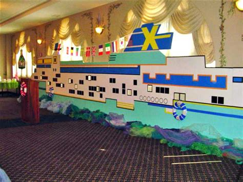 cruise themed decorations cruise ship theme pictures to pin on