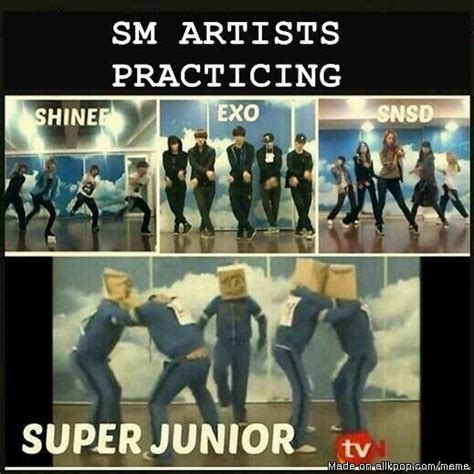 Sm Meme - then there s suju d allkpop meme center