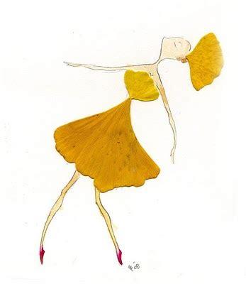 fashion designers and ginkgo