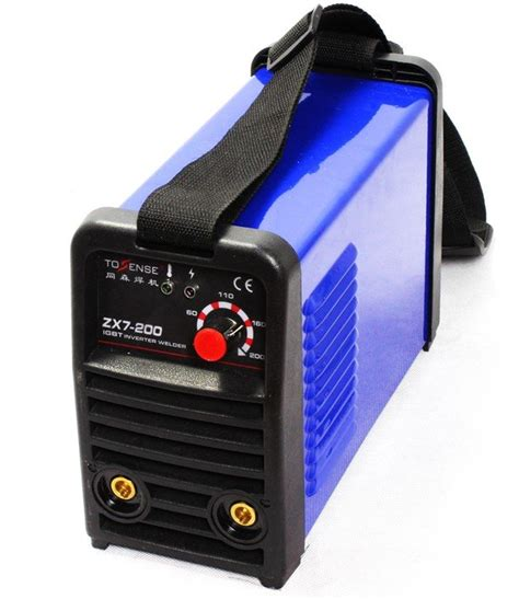 Small Home Welder Protable Small Size Household Single Phase 220v 200a