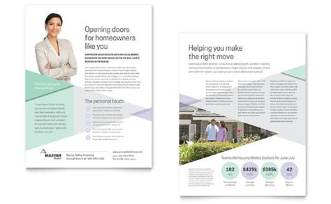 brochure design tutorial design your data sheet realtor datasheet template design