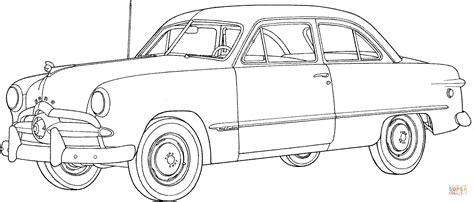 big car coloring page big ford coloring page supercoloring com