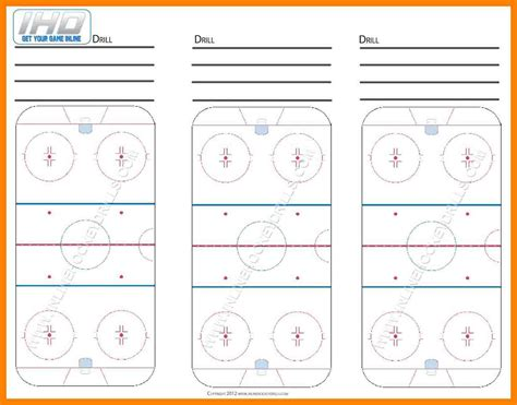 7 hockey practice plan template fancy resume