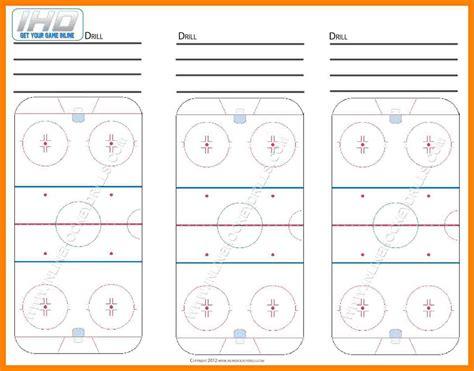 hockey card template word 7 hockey practice plan template fancy resume