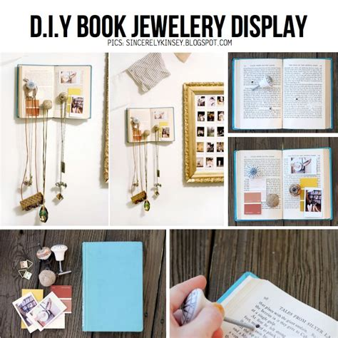 diy ideas creative book recycling