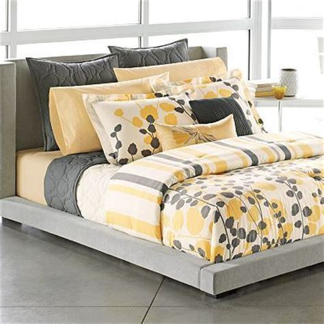 yellow white and gray bedroom gray yellow white bedding for the bedroom juxtapost