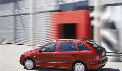 cost of skoda fabia skoda fabia estate car wagon 2001 2004 reviews
