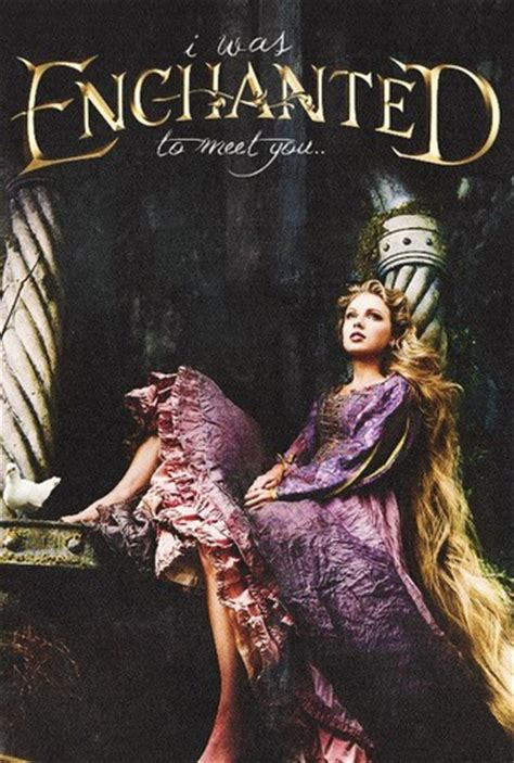 enchanted by taylor swift taylor swift images enchanted rapunzel hd wallpaper and