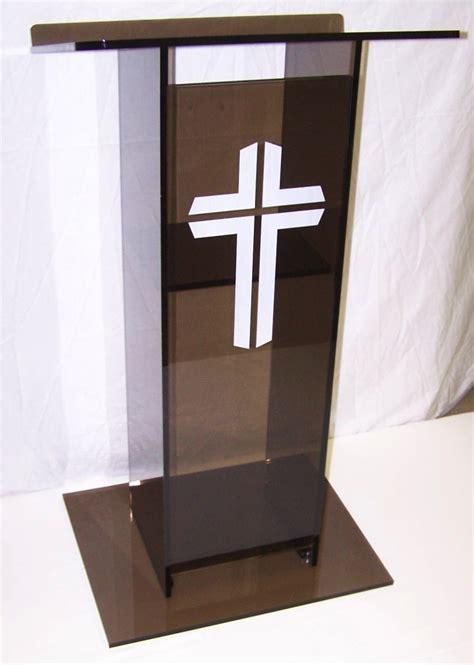 modern church podiums