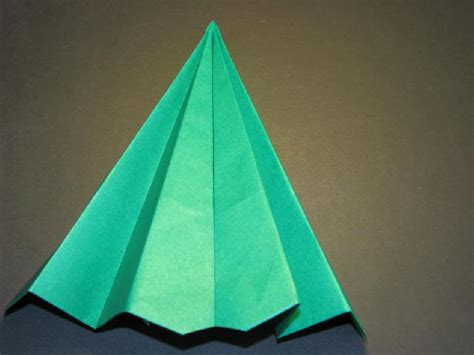 Paper Folding Tree - origami folding how to make a