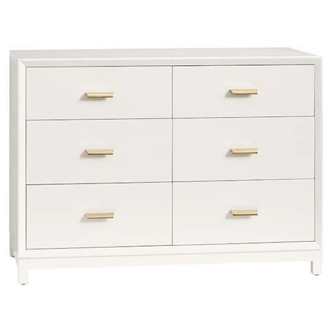 Pbteen Dresser by Rowan Wide Dresser Pbteen