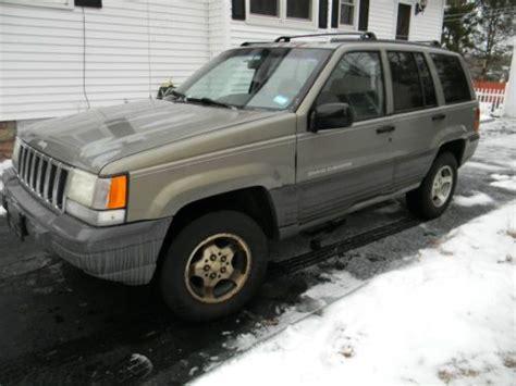 1996 Jeep Grand Laredo Parts Buy Used 1996 Jeep Grand Laredo Sport Utility 4
