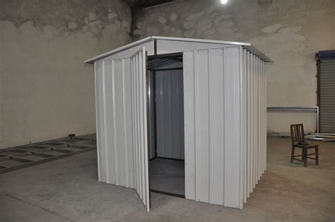 Aluminum Sheds by Steel Metal Car Sheds