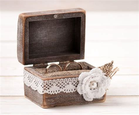 Wedding Ring Box by 1000 Ideas About Wedding Ring Box On Ring