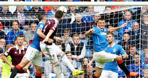 hearts vs rangers live streaming free the siver times