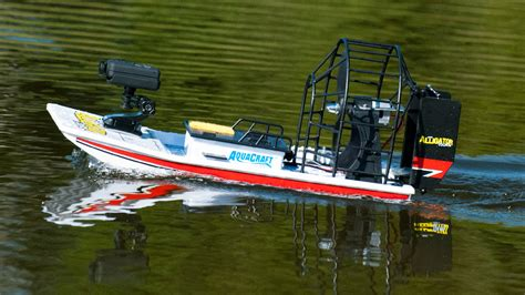 rc boats to build how to get into hobby rc testing and upgrading an airboat