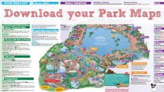 Printable Disney World Maps by Disney World Maps Youtube