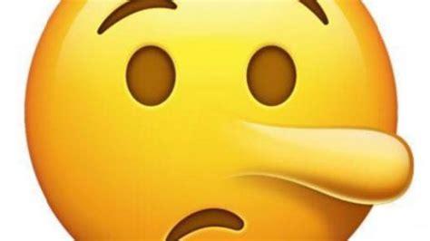 emoji en imagenes 191 pinocho sos vos lleg 243 el emoji para los mentirosos