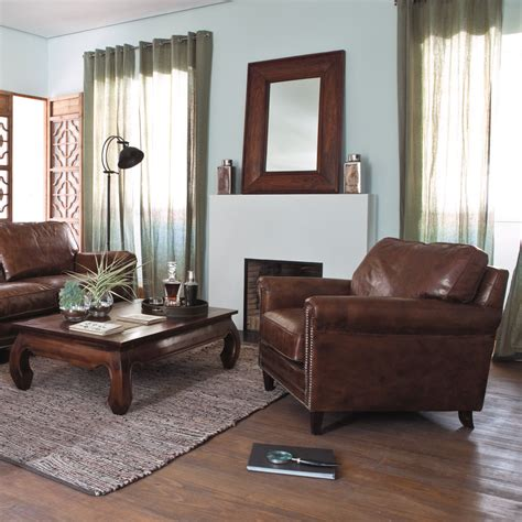distressed brown leather armchair small brown leather armchair full size of distressed leather soapp culture