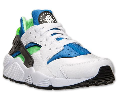 Jual Nike Huarache Original you can buy the scream green nike air huarache from finish line for retail right now