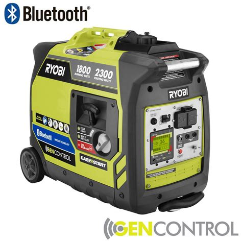 ryobi bluetooth 2 300 watt gasoline powered