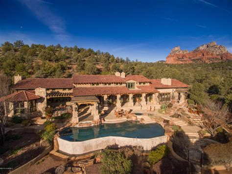 luxury homes sedona az sedona luxury homes for sale