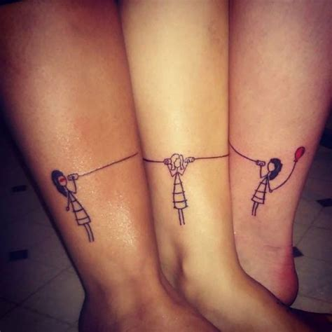geometric tattoo friendship 60 sister tattoos for special bonding design and ideas