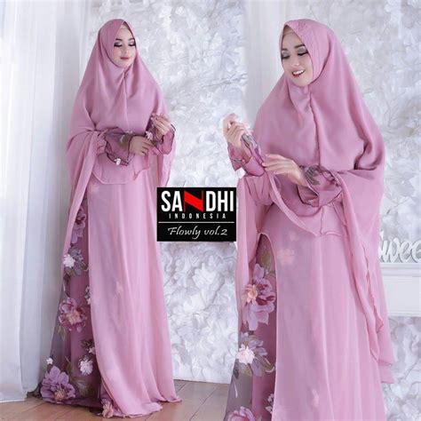 Khimar Azalea supplier baju muslim terbaru