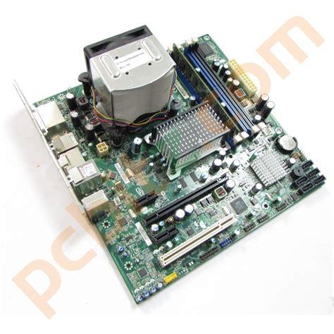 Baru Cpu 2 Duo Second Ram 2gb intel dq45cb motherboard 2 duo e7400 2 8ghz 2gb ddr2 ram bundle deal ebay
