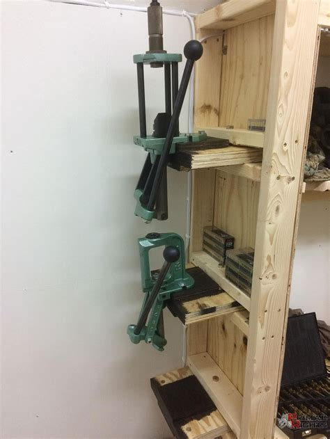 rcbs reloading bench plans orkan s new reloading bench gunhive