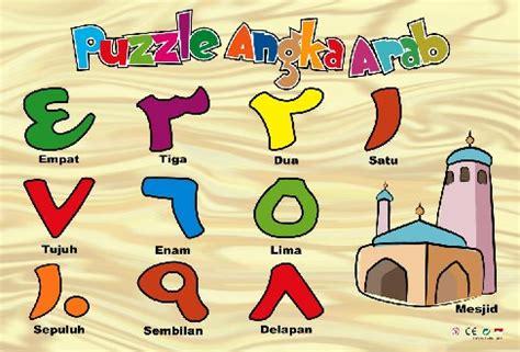 Puzzle Knob Perkalian Bahan Kayu puzzle knob matematika mainananakonline