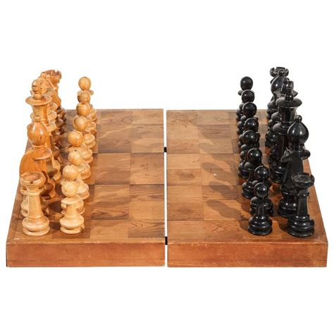 chess sets for sale vintage chess set for sale at 1stdibs