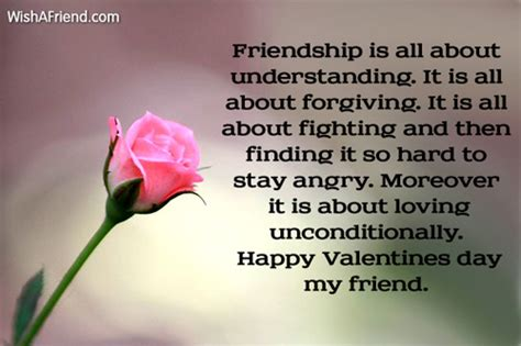 happy valentines day sayings for friends happy valentines day quotes friends quotesgram