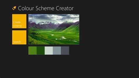 color scheme creator color scheme creator for windows 10 pc free