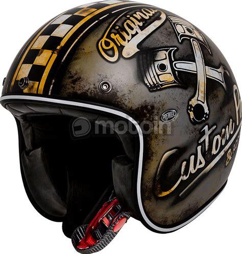 Premier Helm by Premier Le Petit Op Jethelm Motoin De