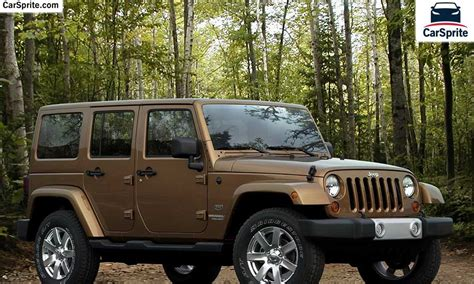 Jeep Values Jeep Wrangler 2017 Prices And Specifications In Bahrain
