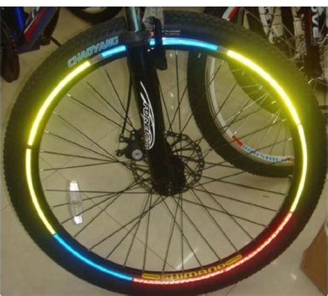 Fahrrad Bremsscheibe Aufkleber by 48 St 252 Ck Reflektorsticker Reflektor Aufkleber F 252 Rs Fahrrad