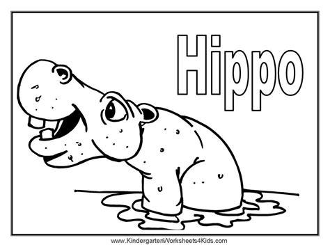 christmas hippo coloring page hippopotamus coloring page az coloring pages