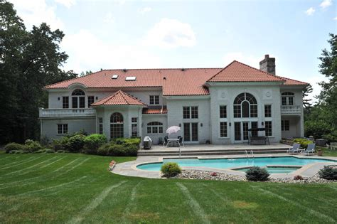 houses to buy in new jersey beautiful mediterranean style villa in new jersey