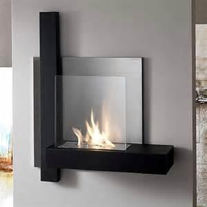 modern bioethanol fireplace free standing wall mounted my