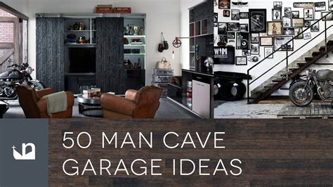 Basement Bathrooms Ideas by 50 Man Cave Garage Ideas Youtube