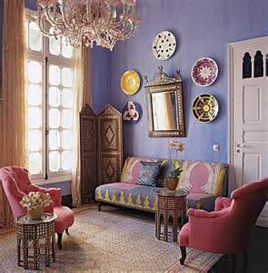 moroccan style living room home design