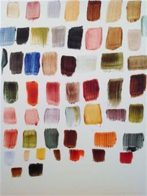 Sebastian Laminates Cellophanes Color Chart