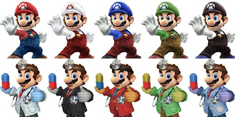 mario colors mario pm smashwiki the smash bros wiki