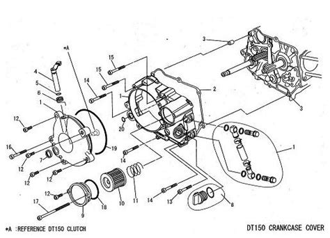 coolster atv 125cc engine diagram get free image about