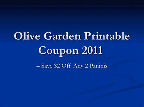 olive garden coupon policy olive garden printable coupon 2011