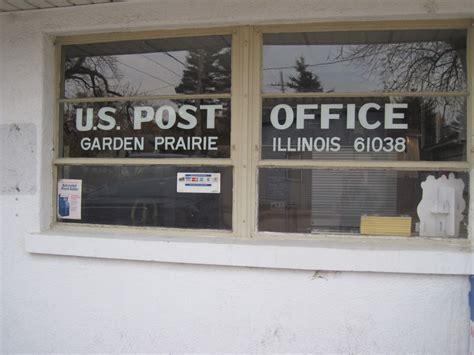 Pleasant Prairie Post Office by Garden Prairie Illinois Post Office Post Office Freak