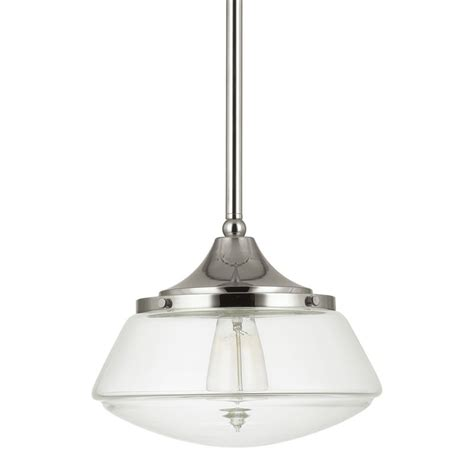capital lighting 3533bb 134 capital lighting 3531pn 134 polished nickel pendant