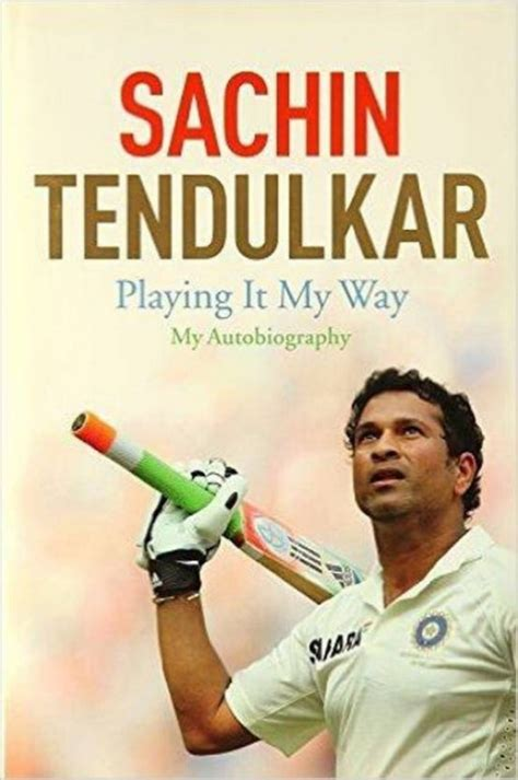 sachin tendulkar biography in english language playing it my way second hand book lowest price used book
